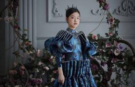 """2019 A/W 中国国际时装周 FLOWER NINE """"樂園·戲夢西苔""""系列主题发布会"""