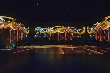 展讯在艺术展中感受艺术与科技的美感