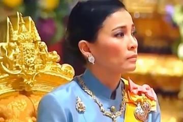 苏提达喜欢豪华首饰对诗丽吉皇冠倾慕已久无法婆婆一向不松口
