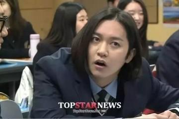 韩男歌手剪成短头发变美男失掉中长发他综艺娱乐节目邀约悉数中止