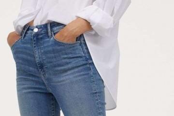 2020矮胖女生最佳搭配的紧身牛仔裤款式